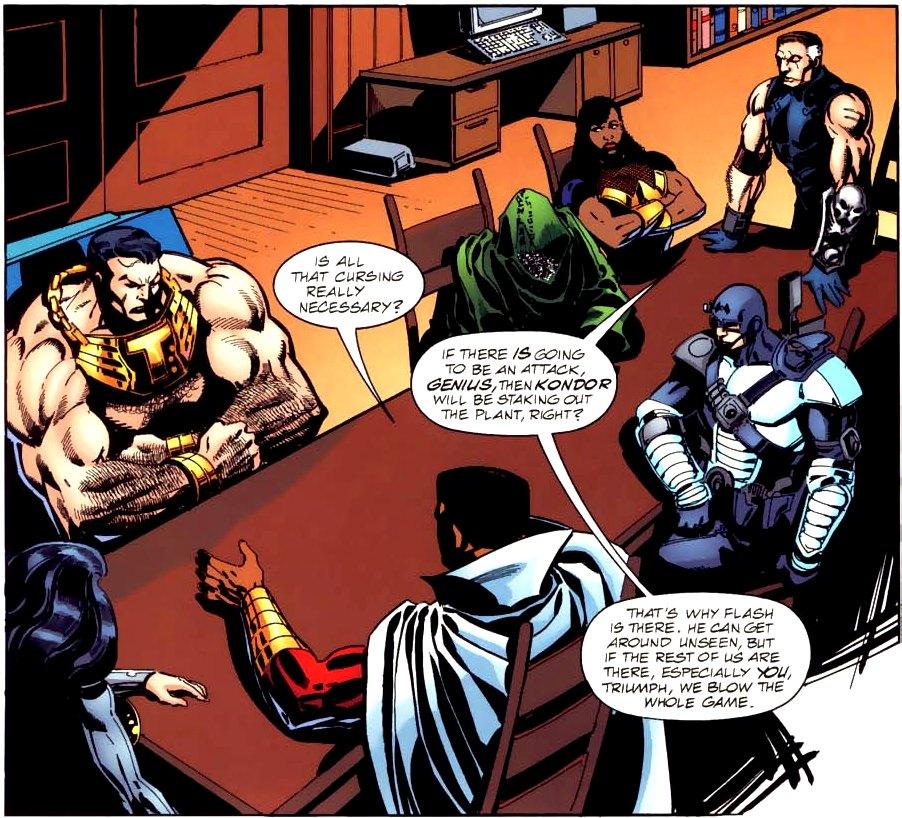Justice League (Destiny)
