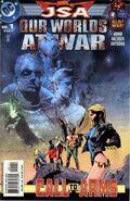 JSA Our Worlds at War 1