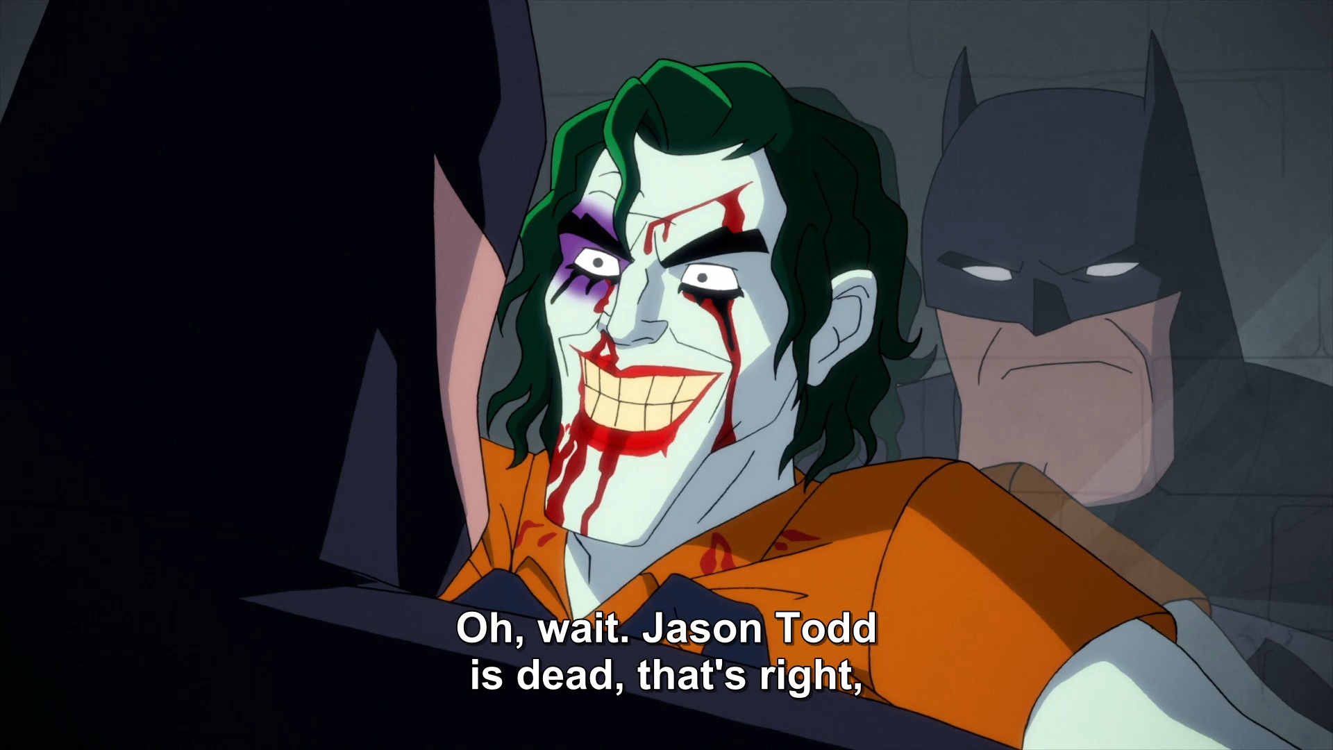 Jason Todd (Harley Quinn TV Series)