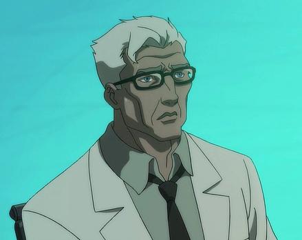 Kirk Langstrom (DC Animated Movie Universe)