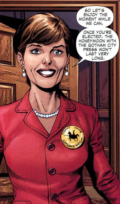 Martha Arkham (Earth-1)
