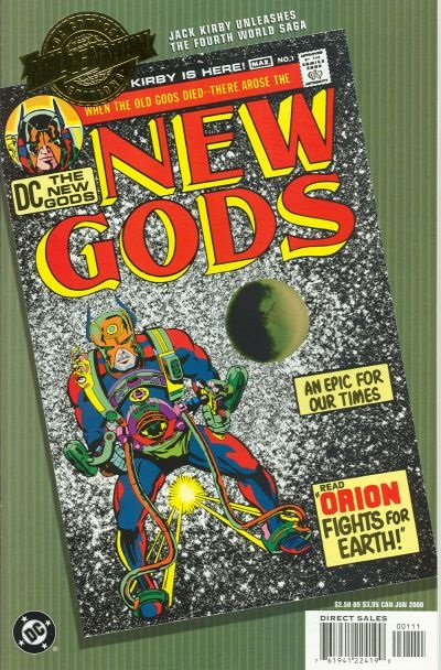 Millennium Edition: New Gods Vol 1 1