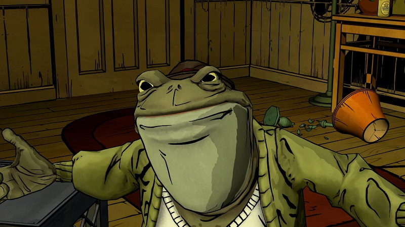 Mister Toad (Fables)