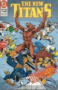 New Teen Titans Vol 2 63