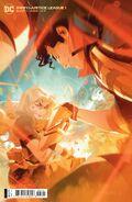 RWBY Justice League Vol 1 1 Variant