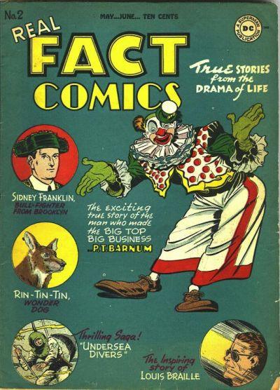 Real Fact Comics Vol 1 2