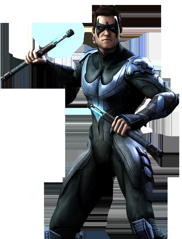 Richard Grayson (Injustice: Earth One)
