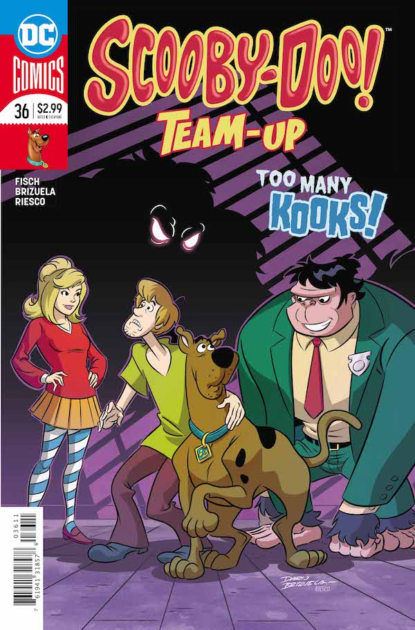 Scooby-Doo! Team-Up Vol 1 36