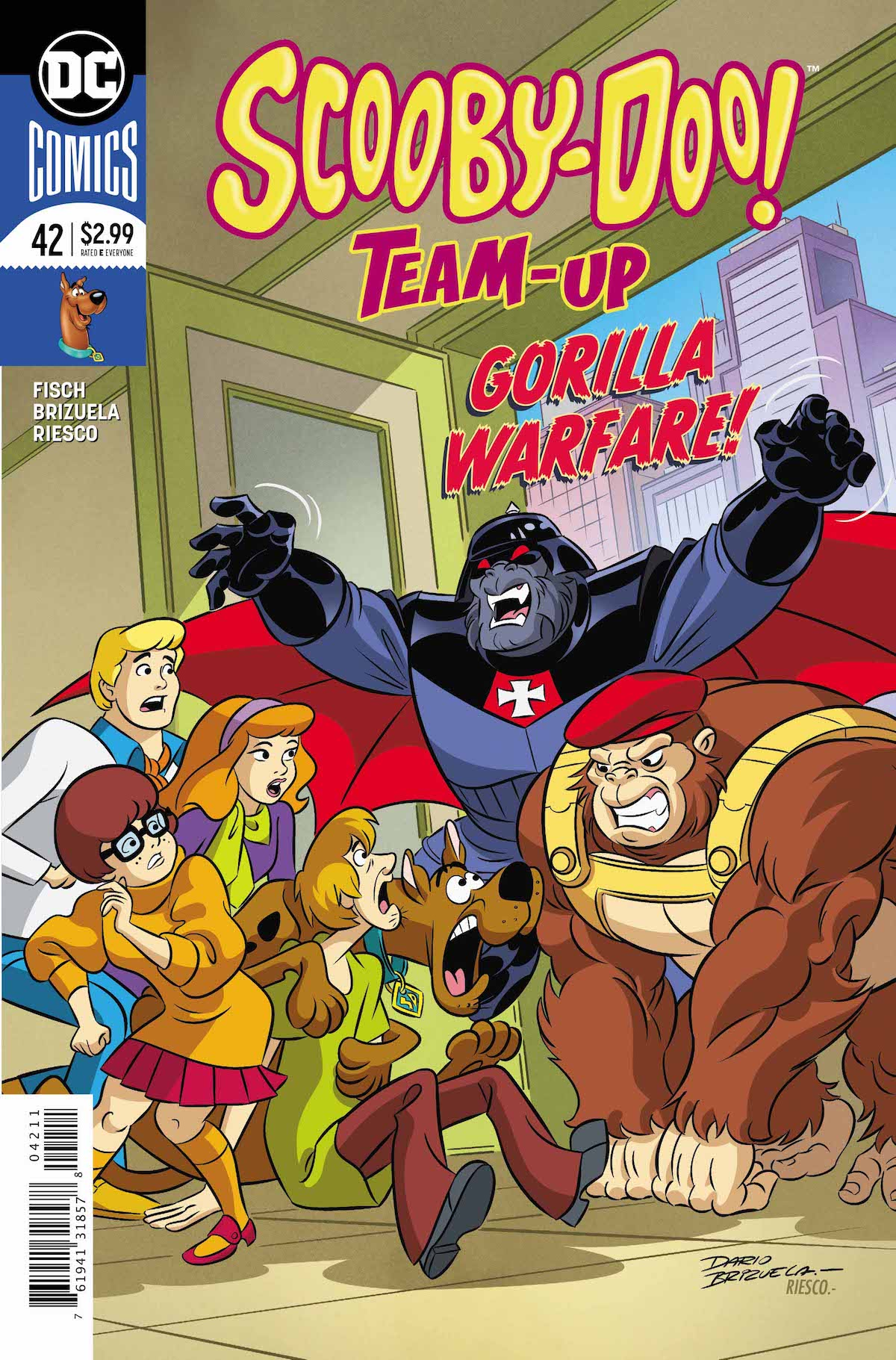 Scooby-Doo! Team-Up Vol 1 42