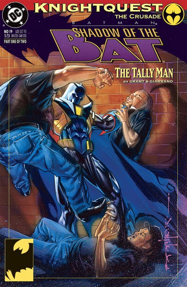 Batman: Shadow of the Bat Vol 1 19