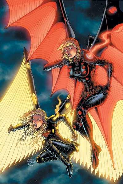 Supergirl Vol 5 6 Textless Variant.jpg