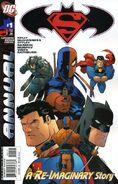 Superman Batman Annual Vol 1 1