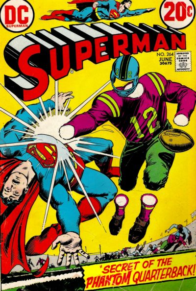Superman Vol 1 264