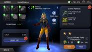 Tara Markov DC Legends 0001