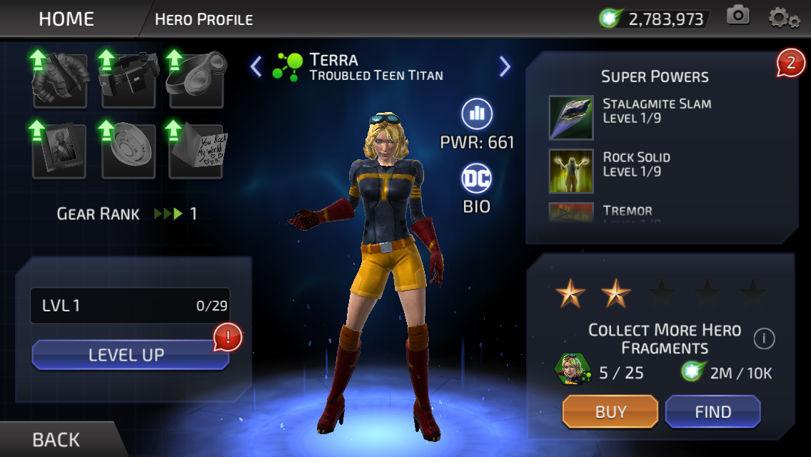 Tara Markov (DC Legends)