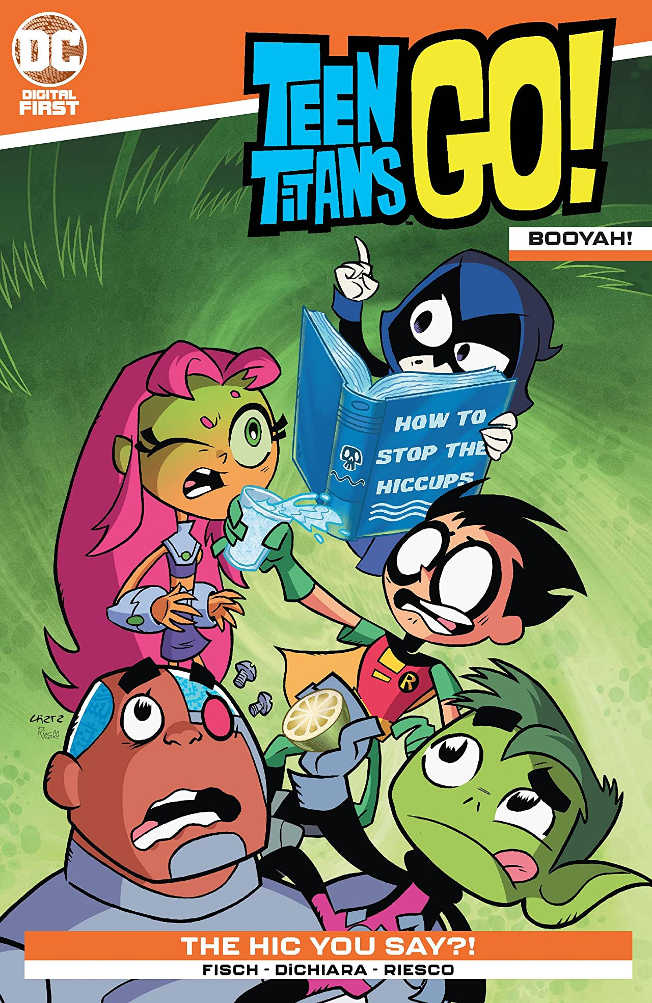 Teen Titans Go!: Booyah! Vol 1 1 (Digital)