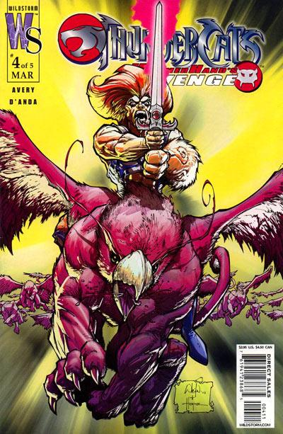 Thundercats: HammerHand's Revenge Vol 1 4