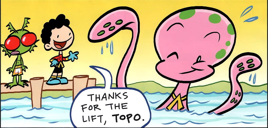 Topo (Tiny Titans)