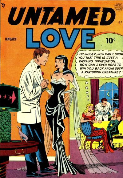 Untamed Love Vol 1
