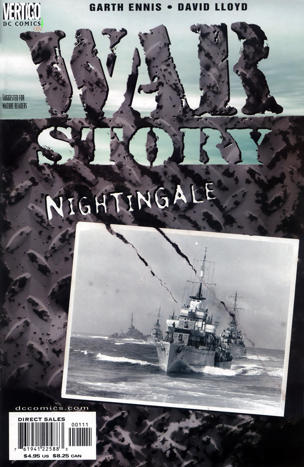 War Story Vol 1 4