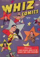 Whiz Comics 81