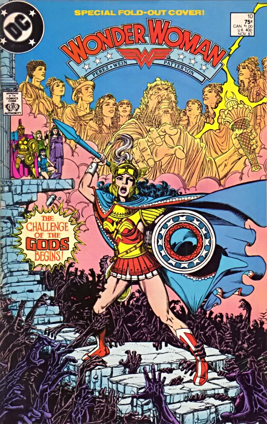 Wonder Woman Vol 2 10