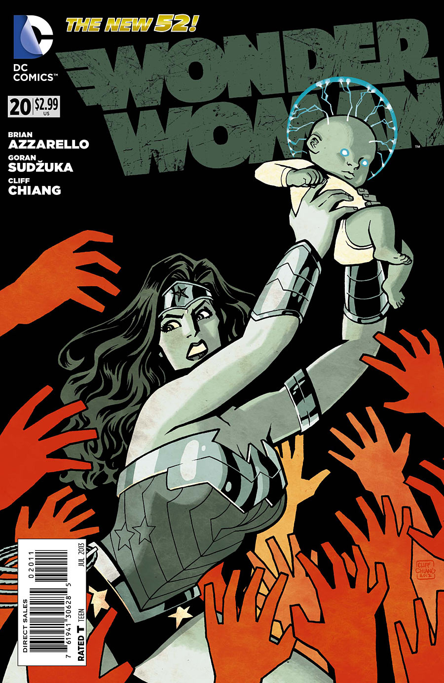 Wonder Woman Vol 4 20