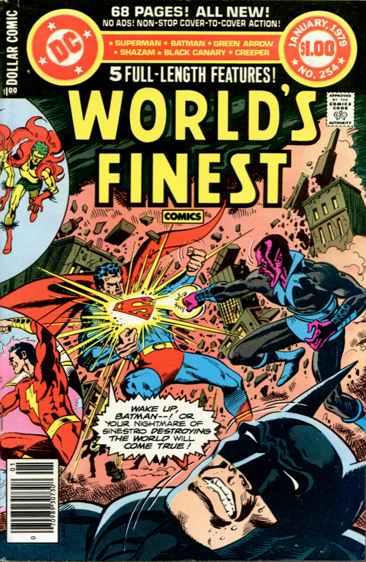 World's Finest Vol 1 254