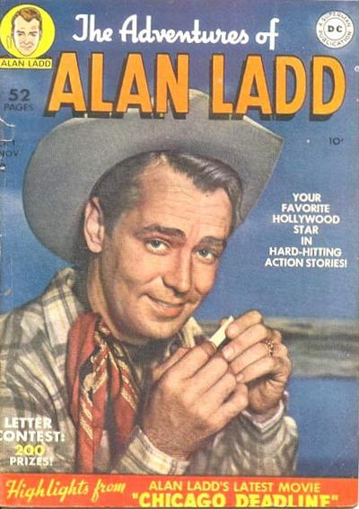 Adventures of Alan Ladd Vol 1 1