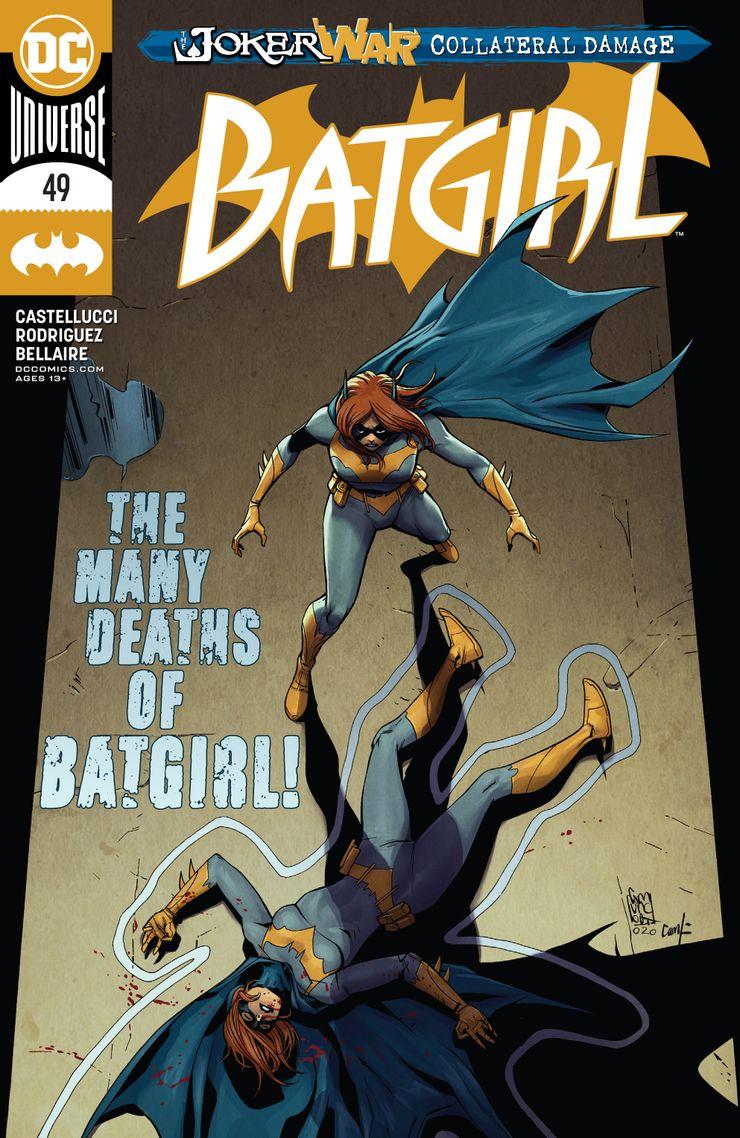 Batgirl Vol 5 49