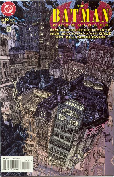 Batman Chronicles Vol 1 10