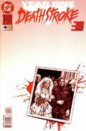 Deathstroke the Terminator Annual Vol 1 4