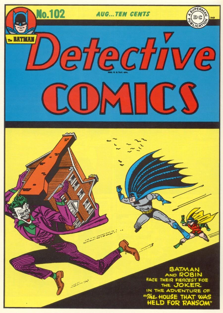Detective Comics Vol 1 102