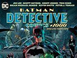 Detective Comics Vol 1 1000: Deluxe Edition