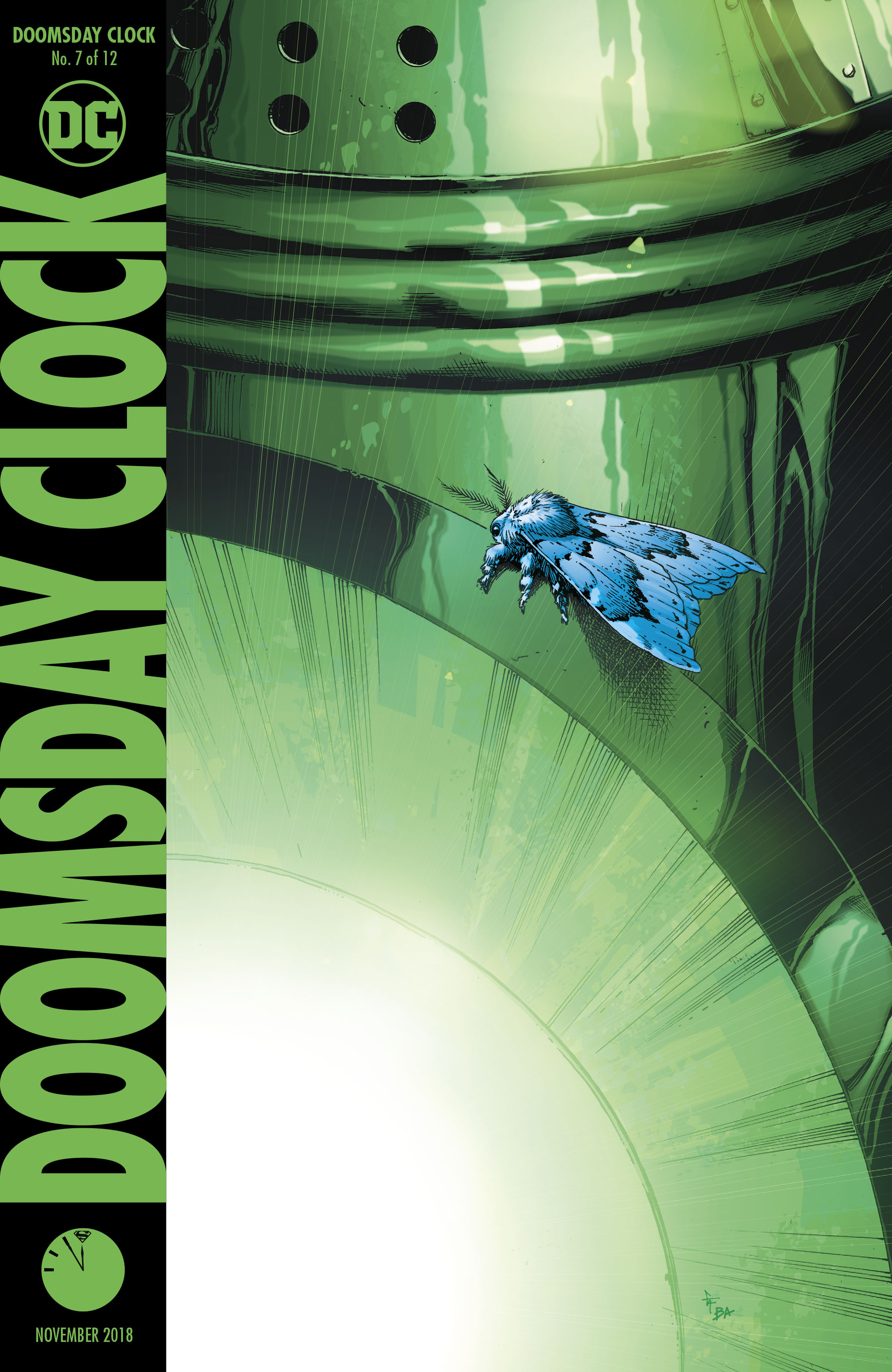 Doomsday Clock Vol 1 7