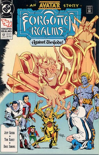 Forgotten Realms Vol 1 17