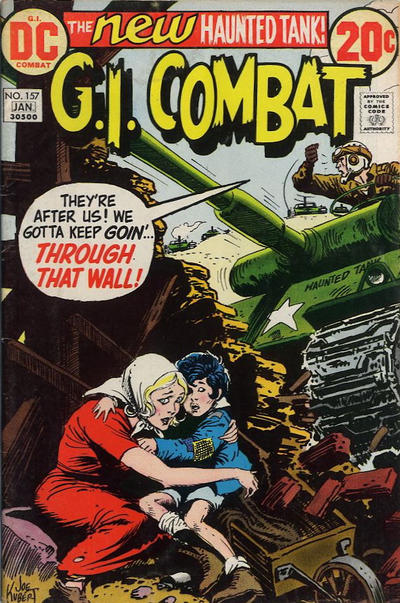 G.I. Combat Vol 1 157