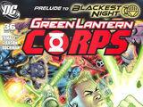 Green Lantern Corps Vol 2 36