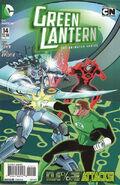 Green Lantern The Animated Series Vol 1 14