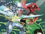 Green Lantern: The Animated Series Vol 1 14