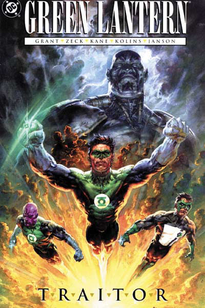Green Lantern: Traitor (Collected)