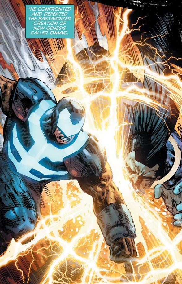 Infinity Man (Futures End)