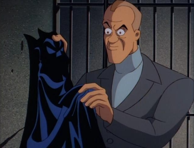 Batman (1992 TV Series) Episode: The Cape and Cowl Conspiracy