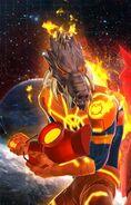 Larfleeze DC Legends 0001