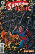 Superman Aliens Vol 2 2