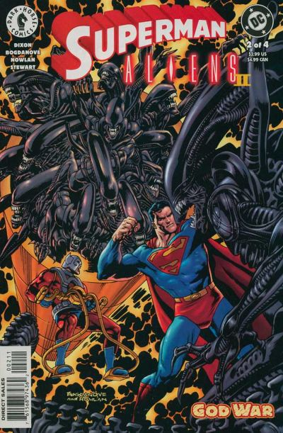 Superman/Aliens Vol 2 2