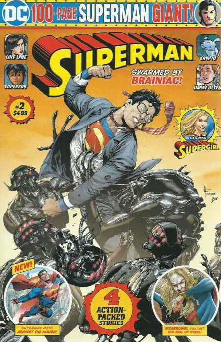 Superman Giant Vol 2 2