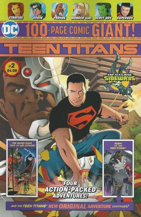 Teen Titans Giant Vol 1 2
