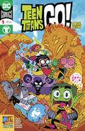 Teen Titans Go! Special Edition Vol 1 1