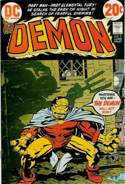 The Demon Vol 1 9